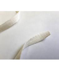 C&R: Cinta espiga 1.5cm 100% algodón 1mt