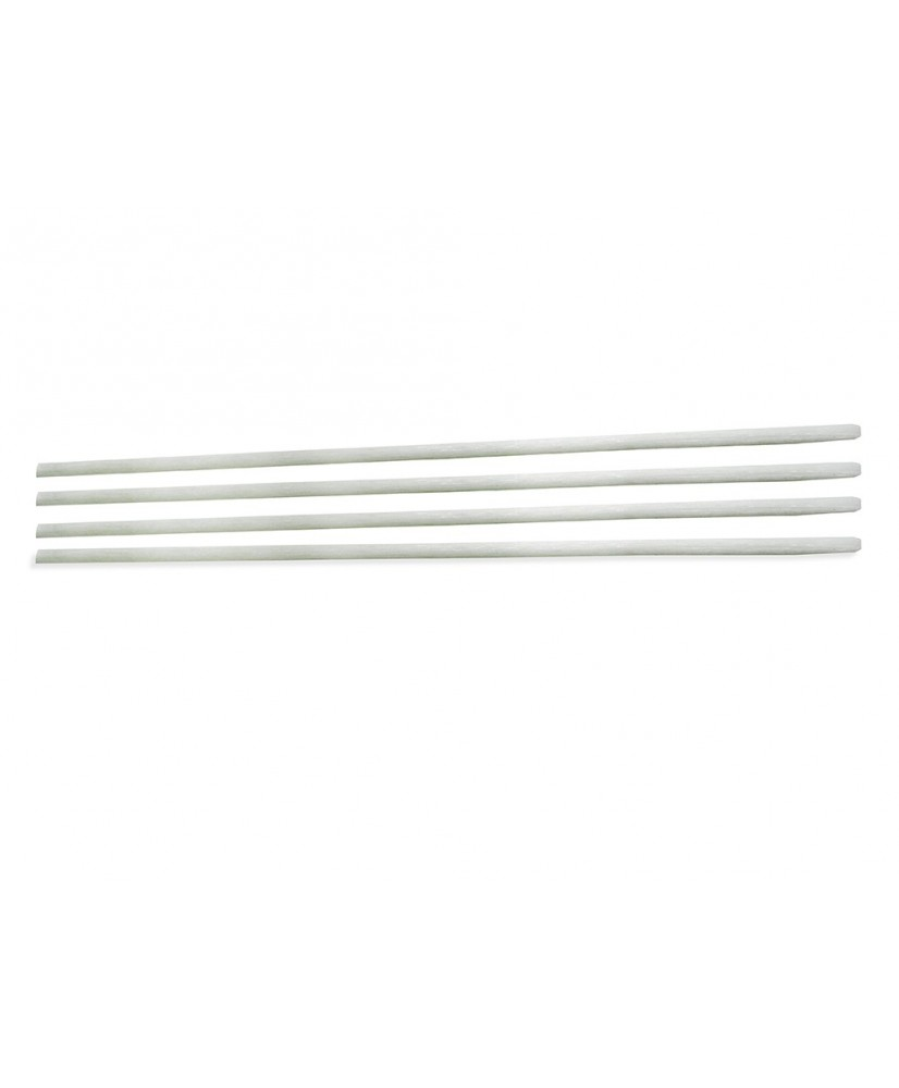 Repuestos de portaminas de fibra de vidrio 4 unid de 2 mm