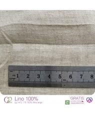 Tela lino 100% 1x3.3 mt