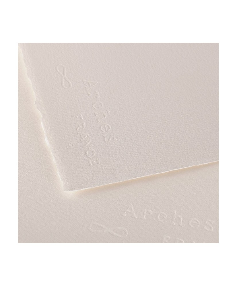 C&R: Papel acuarela 640gr Harches Cold pressed