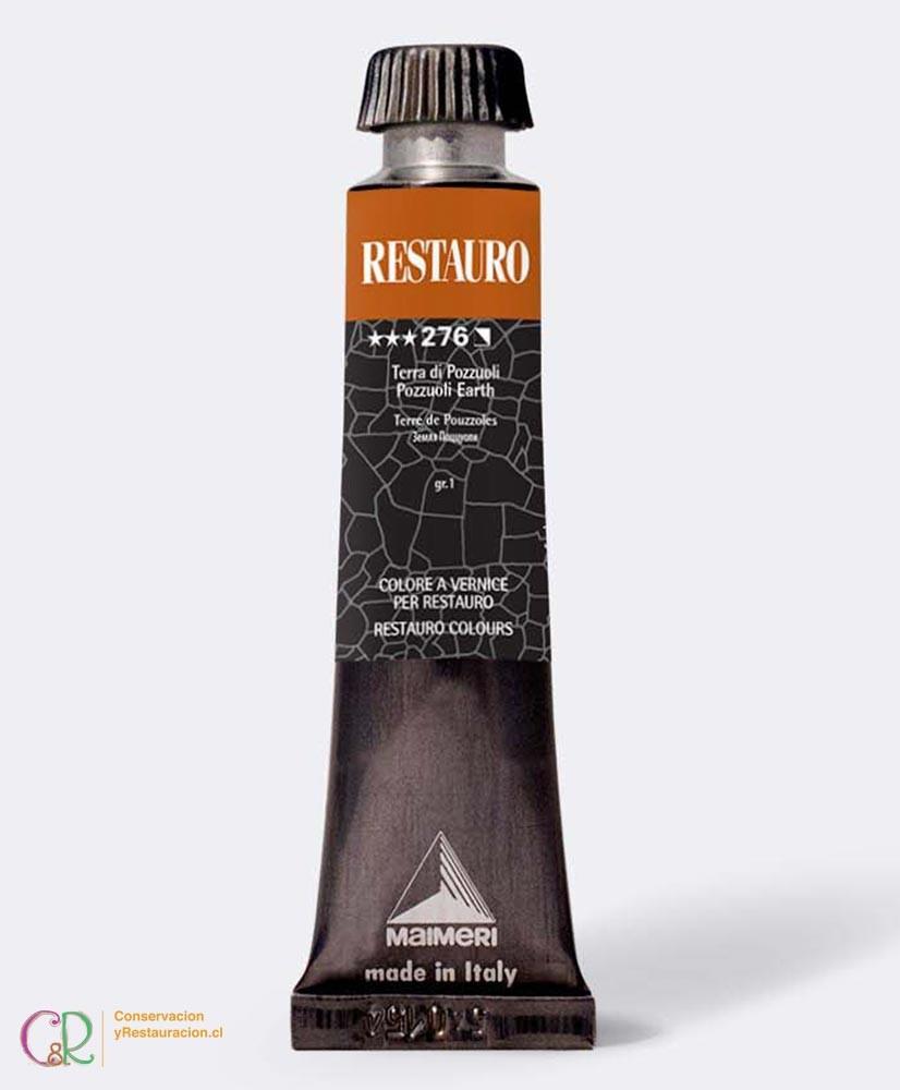 C&R: Restauro 276 - Pozzuoli Earth 20ml Colores al barniz Maimeri