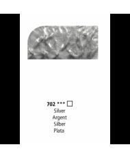 C&R: Óleo Silver (702) 38ml Graduate Daler-Rowney