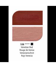 C&R: Óleo Venetian Red (538) 38ml Graduate Daler-Rowney