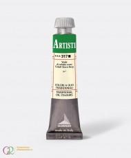 C&R: Óleo 317 - Cobalt Green Deep 20ml- Artisti Maimeri