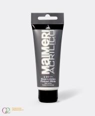 C&R: Acrílico 017 - Platinum White 75ml Maimeri