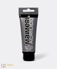 C&R: Acrílico 540 - Mars Black 75ml Maimeri