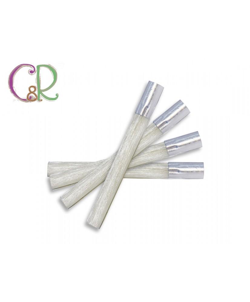 C&R: 4 Uni Repuestos de fibra de vidrio de 4mm