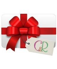 Tarjeta de regalo / Giftcard