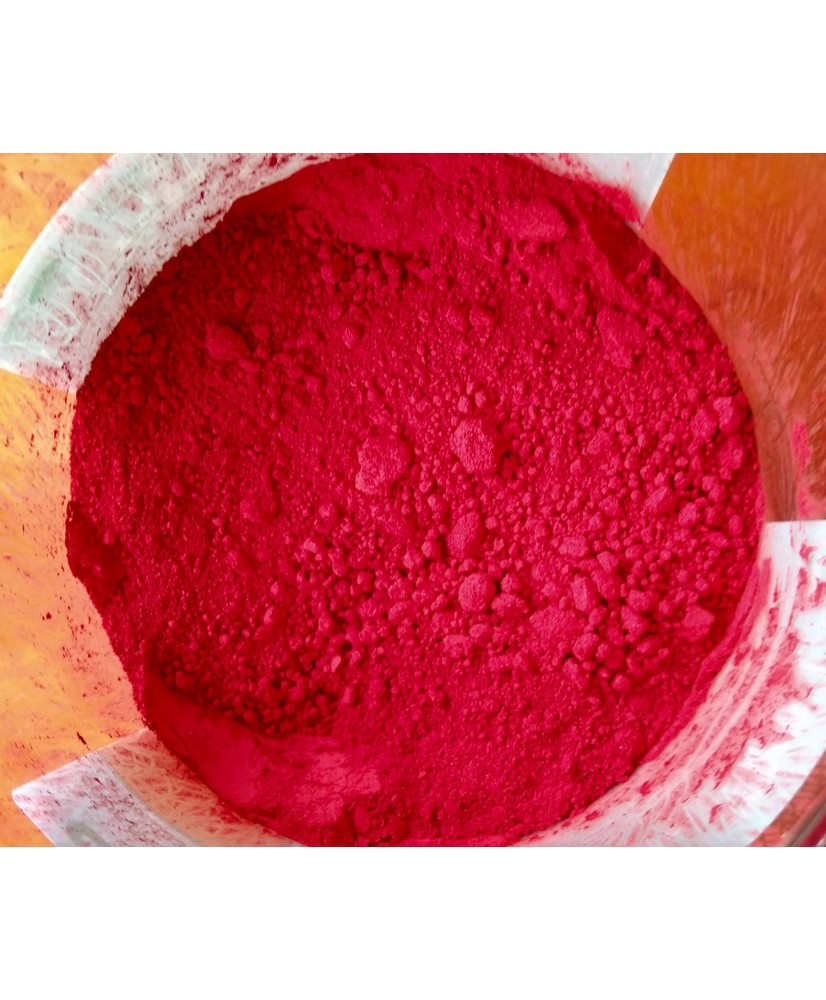 Pigmento Rojo cadmio oscuro 10gr.