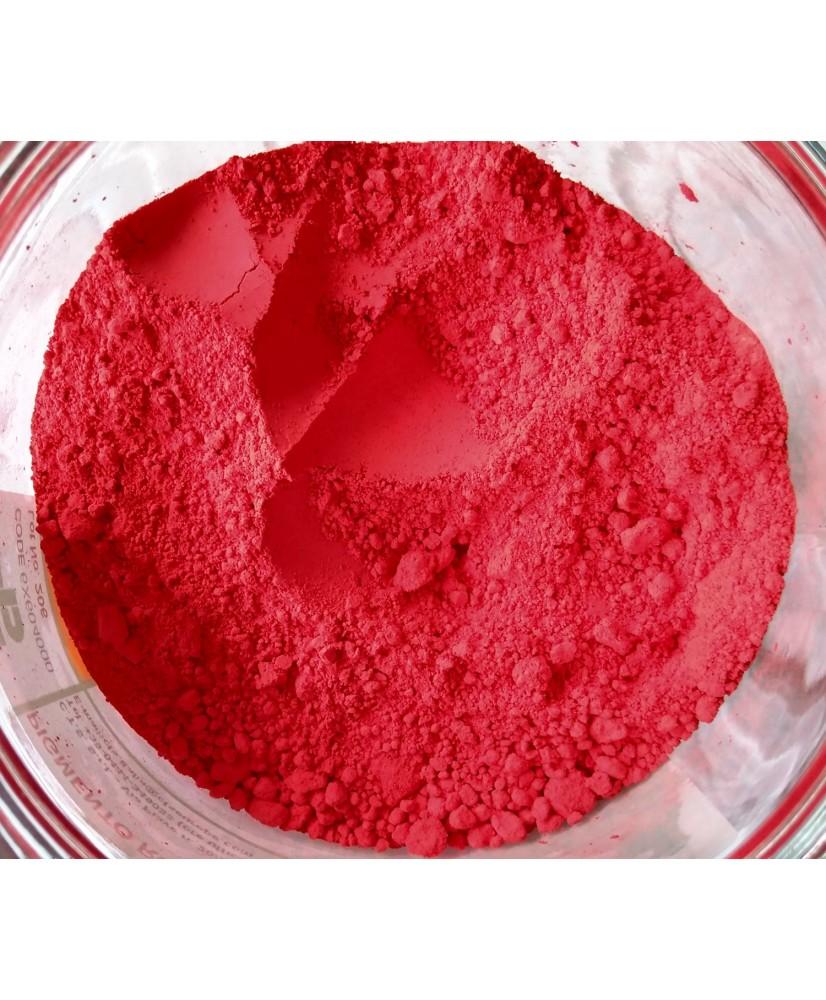 Pigmento rojo cinabro 10gr.