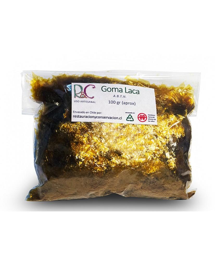 C&R: Goma laca ABTN / Gum Shellac  100 gr
