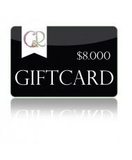 ¡Regala GiftCard $ 8000!
