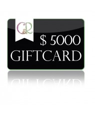 ¡Regala GiftCard $ 5000!