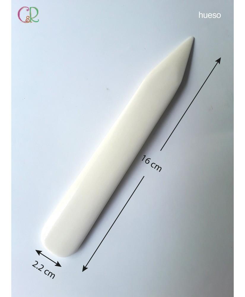 C&R Plegadera de hueso/ Natural bone folder