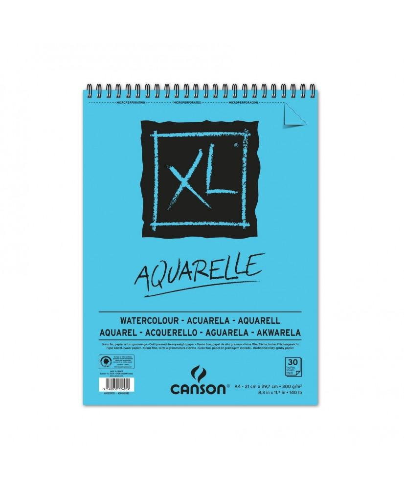 C&R: Croquera Canson XL Aquarelle A4