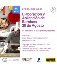 Acceso Workshop Barnices...