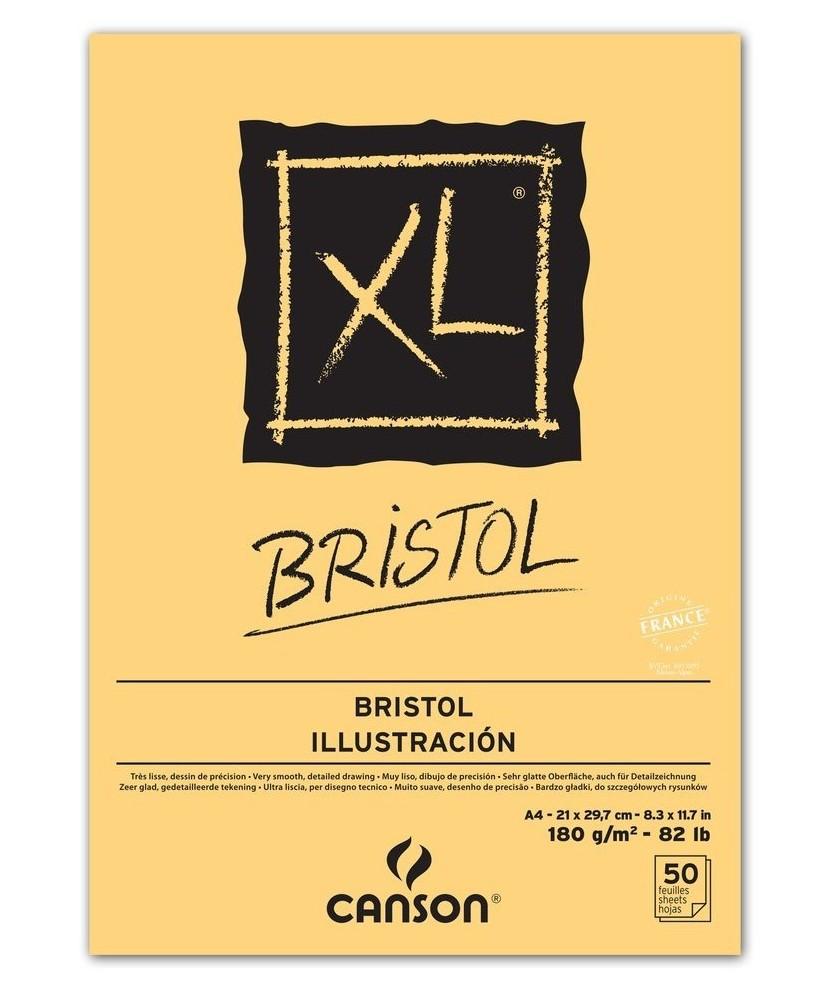 C&R: Croquera Canson XL Bristol A4