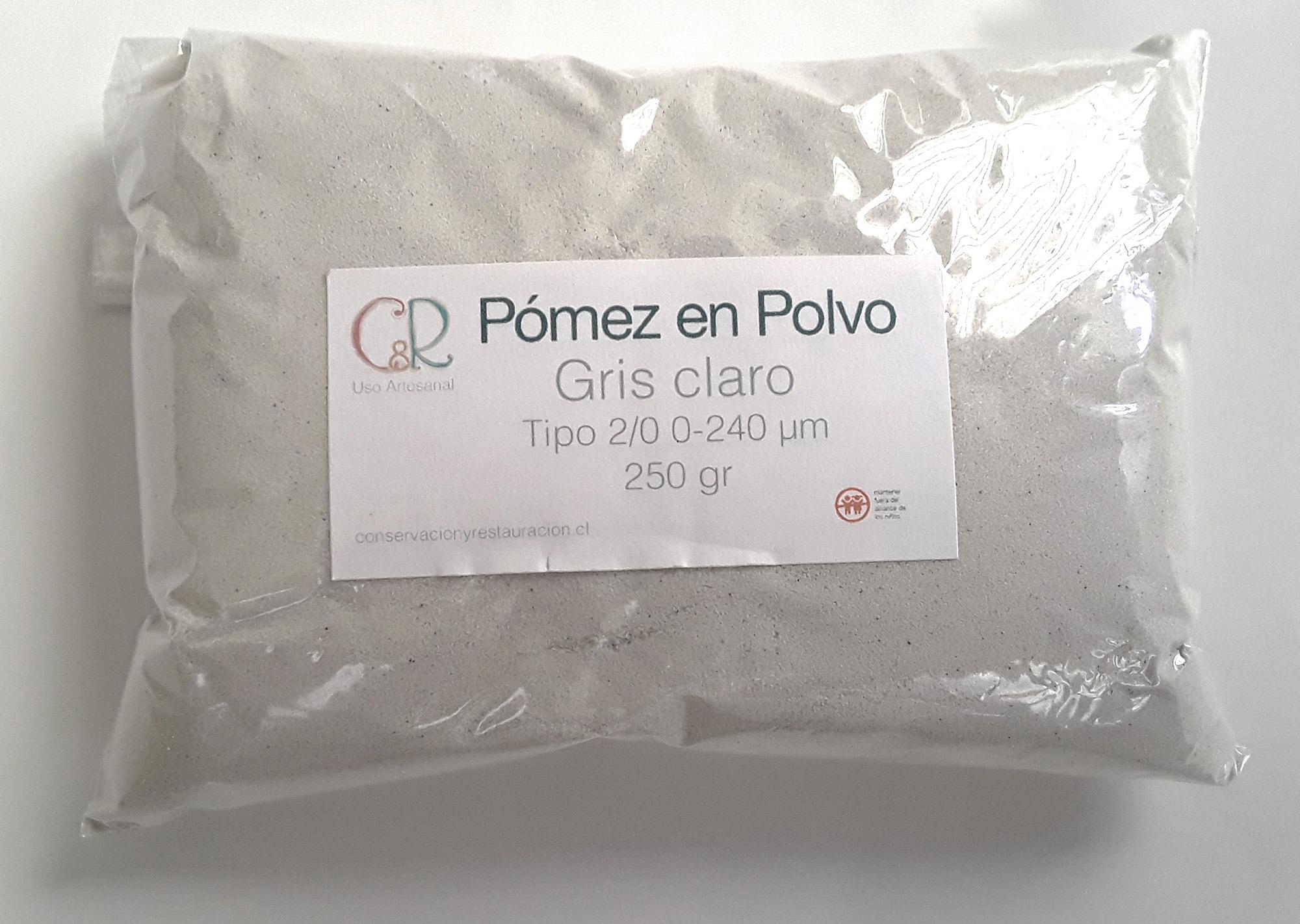 Pomez en Polvo